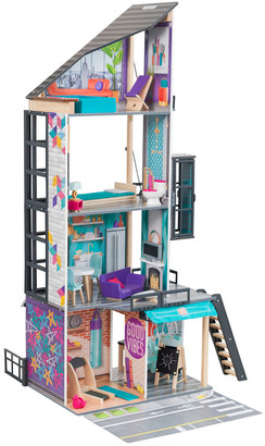 Kid Kraft Bianca City Life Dollhouse