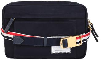 Thom Browne Thom Brown Navy Belt Bag