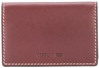 Cerruti Foldover Card Holder
