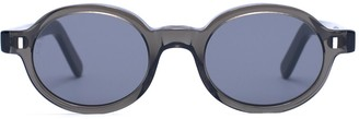 L.G.R Teos Bold Grey Sunglasses