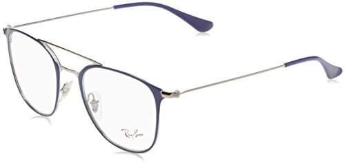 Ray-Ban Unisex-Adults 6377 Optical Frames, Negro