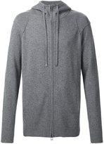 Helmut Lang long line hoodie
