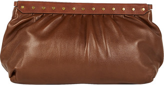 Isabel Marant Luz Studded Leather Pouch