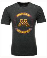 Colosseum Men's Minnesota Golden Gophers Circle Logo T-Shirt