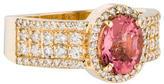 Effy Jewelry 14K Tourmaline & Diamond Cocktail Ring