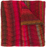 Missoni knitted scarf - women - Polyester/Wool - One Size
