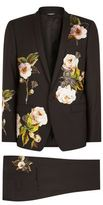 Dolce & Gabbana Embellished Appliqué Two Piece Suit