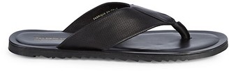 Saks Fifth Avenue Made In Italy Leather Sandals