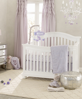 Lambs & Ivy French Lavender Four-Piece Bedding Set
