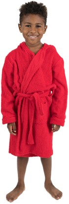 Leveret Red Bathrobe (Baby, Toddler, Little Kids, & Big Kids)