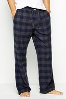 Jack Wills Blakebrook Check Flannel Lounge Pant
