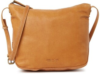 American Leather Co. Dayton Large Crossbody Bag