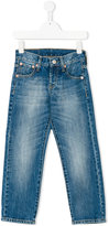 Levi's Kids - straight leg jeans - kids - Cotton - 4 yrs