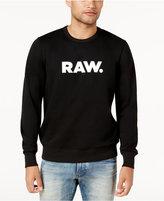 G Star Men's Logo-Print Sweatshirt
