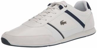 Lacoste Men's MENERVA 120 1 CMA Sneaker