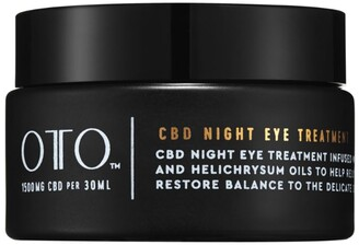 Otö Cbd Night Eye Treatment