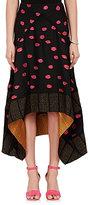 Proenza Schouler Women's Handkerchief-Hem Jacquard Skirt