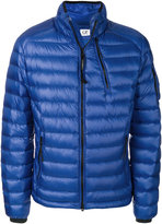 C.P. Company padded zipped-up jacket