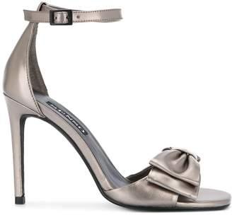 Senso bow stiletto sandals