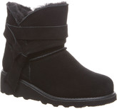 BearPaw Cold Weather Boots BLACK - Black II Maxine Slip-On Ankle Boot - Kids