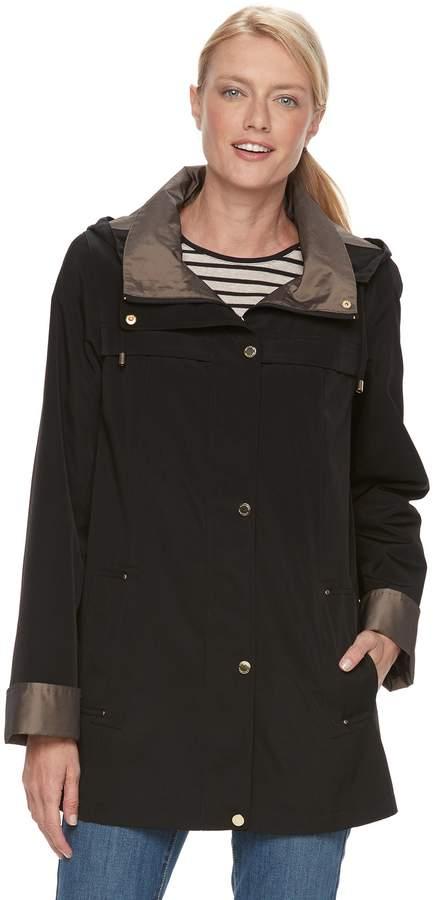 Gallery Women's Hooded Rain Jacket