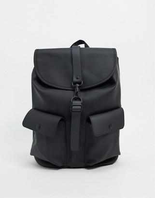 Rains 1341 backpack in black