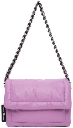 Marc Jacobs Purple The Mini Pillow Bag