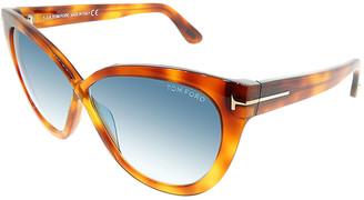 Tom Ford Women's Cat-Eye 55Mm Sunglasses