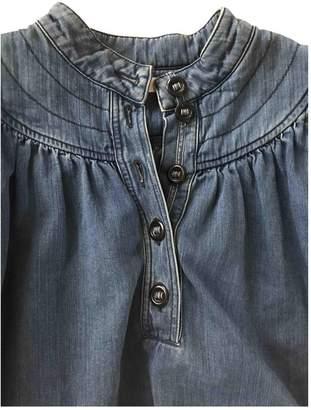 Chloé Blue Denim - Jeans Tops