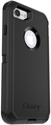 Otterbox Defender Tough Shockproof Case w/Screen Protector for iPhone 7/8 Black