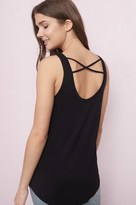 Garage Tunic Tank With Back Detail