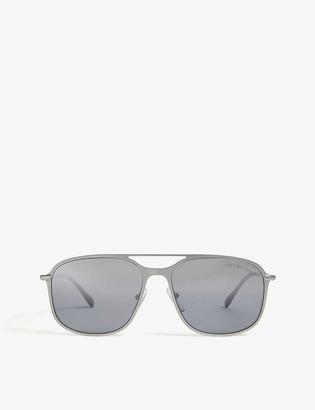 Prada Linea Rossa PS53T pilot-frame sunglasses