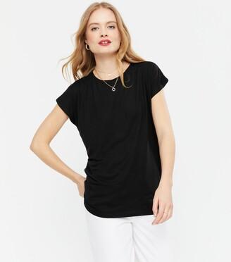 New Look Short Sleeve Long T-Shirt