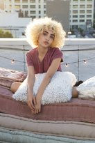 Urban Outfitters Faux Fur Pillow