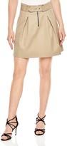 Sandro Sahara Pleated Skirt