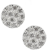 Argentovivo Pav Stud Earrings