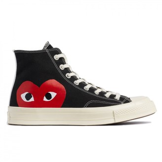 Comme des Garcons Big Heart Ct7 Hi Top