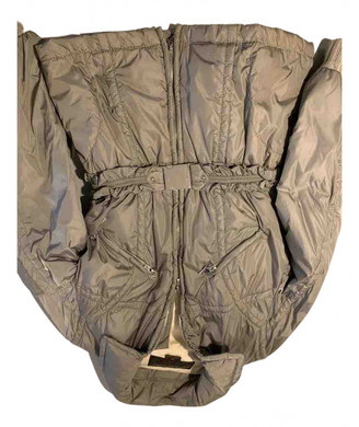 Louis Vuitton Grey Silk Jackets