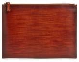 Magnanni Men's Leather Tablet Case - Brown