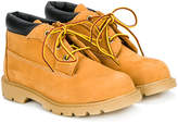 Timberland Kids lace-up ankle boots