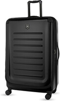 Victorinox Black Spectra 2.0 Expandable Four-Wheel Suitcase, Size: 82cm