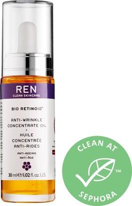 Ren Skincare Bio Retinoid Anti-Wrinkle Concentrate Oil