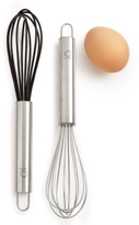 Martha Stewart Collection Martha Stewart Collection 2-Pc. Mini Whisk Set