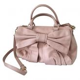 Valentino Bow Pink Blush Bag