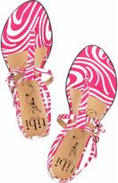 Twiggy T-bar sandals