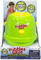 Little Kids Green/Yellow Fubbles Bubble Machine