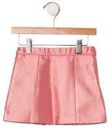 Burberry Girls' Iridescent Pleated Skirt