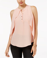 GUESS Marie Cascading Blouse