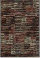 Loloi Rugs Vista Rug - Rust/Multi