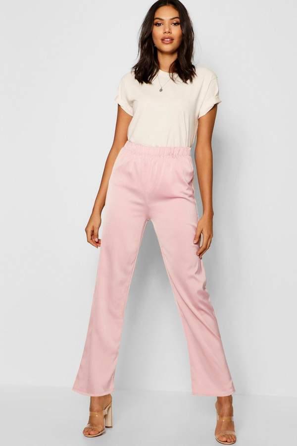 b150aeaa14 boohoo Pink Women's Pants on Sale - ShopStyle
